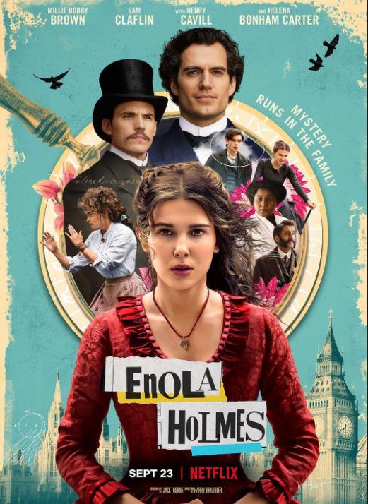 Enola Homes Move Review